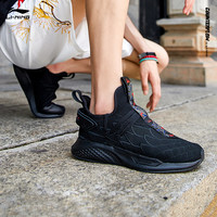 历史低价:LI-NING 李宁 溯·锦绣 AGLN215 男款休闲运动鞋