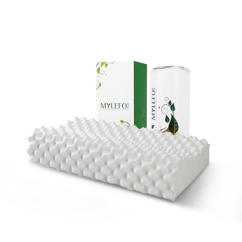 福满园 泰国乳胶枕 50*30*10/8cm39元(补贴后33.74元)