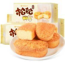好丽友 松松蛋糕 40g*6件14.4元包邮(合2.4元/件)