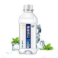 PLUS会员:晶田 苏打水饮料 350ml*12瓶