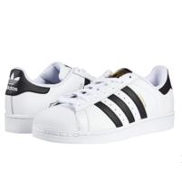 42码!Adidas阿迪达斯Superstar金标男款贝壳头板鞋