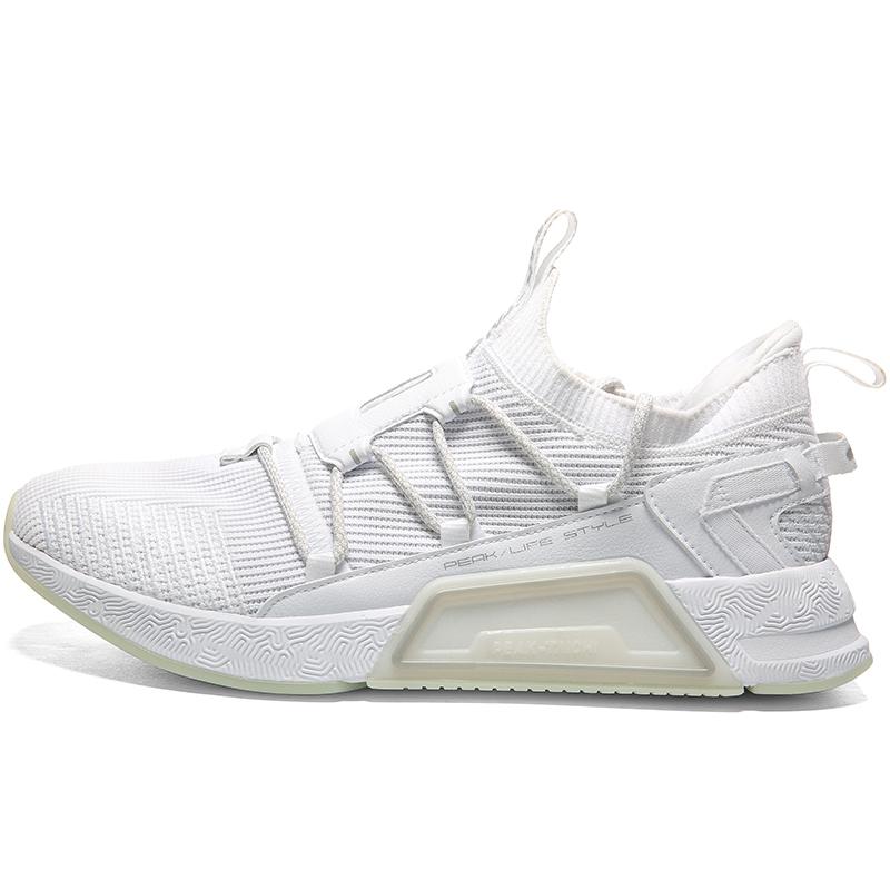 """双十一预售:PEAK 匹克 态极""""芯潮"""" E93997E 男女 运动鞋139元包邮"""