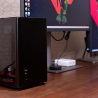 一台高颜值ITX主机搭建:技嘉 B550I+3800XT+2070S够用嘛?