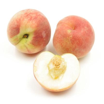 农存 映霜红桃 5斤 果径75mm以上