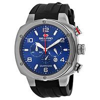 Seapro Guardian系列  SP3342 男士黑色石英休闲手表