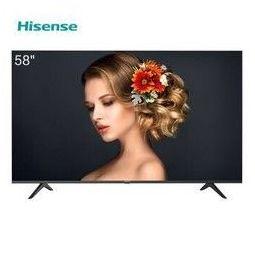 Hisense海信HZ58E3D58英寸4K液晶电视