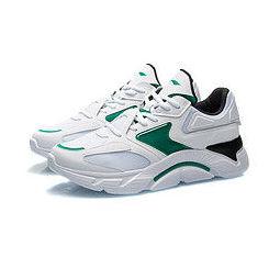 双11预售、历史低价:LI-NING李宁ARHQ093男士跑鞋