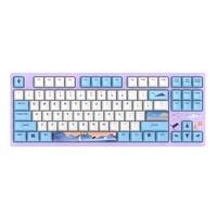 Dareu 达尔优 A87 童趣版 机械键盘 87键 樱桃机械茶轴