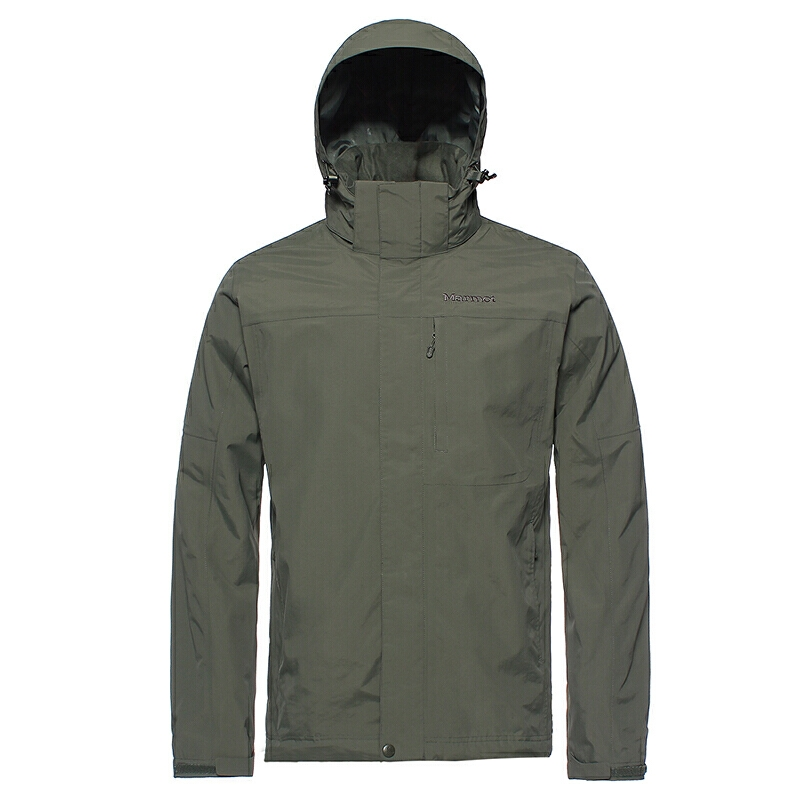 Marmot 土拨鼠 H50183 男士冲锋衣